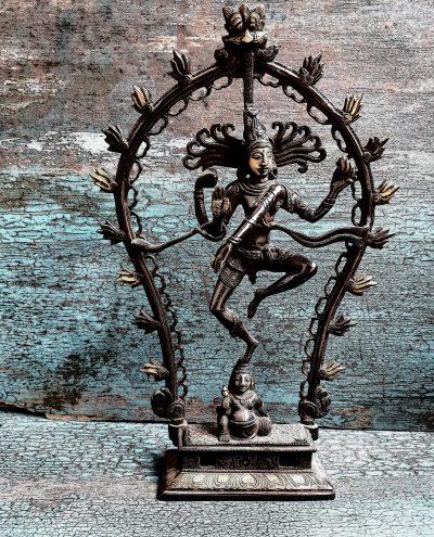 Mohanjodero Brass Lord Natraja statue/Idol
